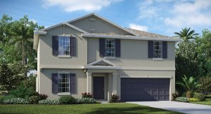 Brand New  Everything Include New Home In Fern Hill Riverview Florida