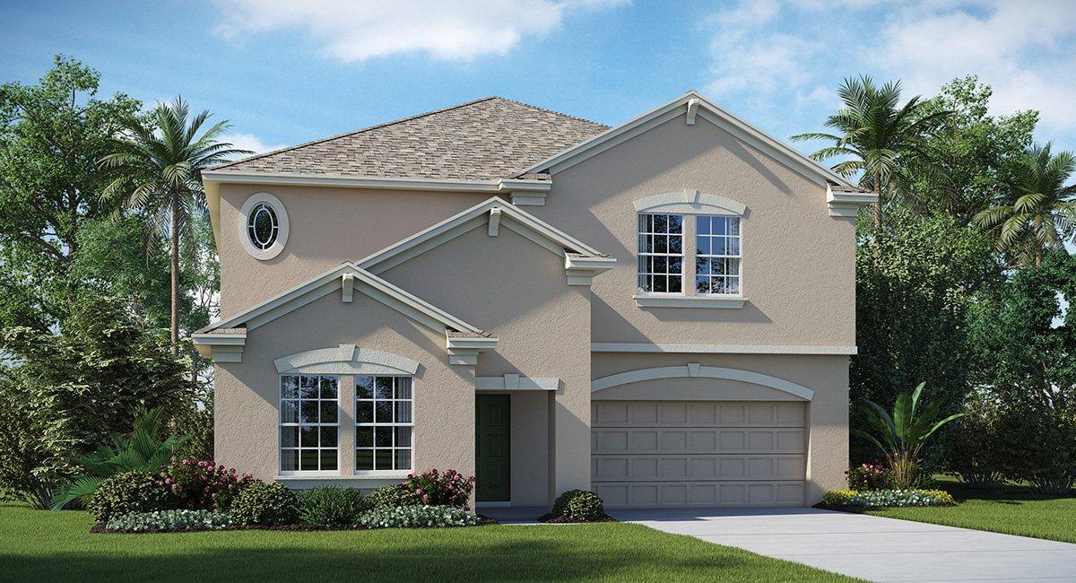 Hillsborough County New Homes Riverview Florida