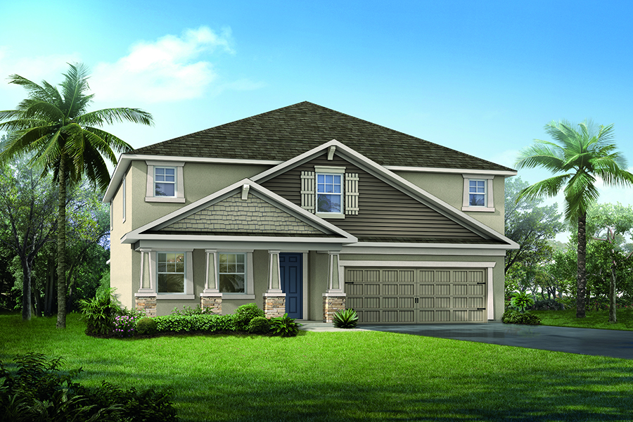 You are currently viewing Boyette Park New Home Community Riverview Florida