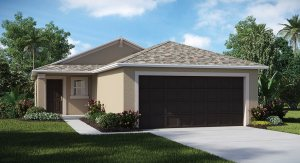 Riverbend West Estates Homes The Albany 1,267 sq. ft. 3 Bedrooms 2 Bathrooms 2 Car Garage 1 Story Ruskin Fl 33570