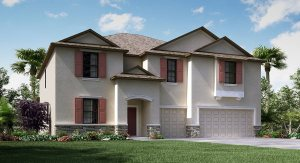 New Homes  South Fork Riverview Florida 33579