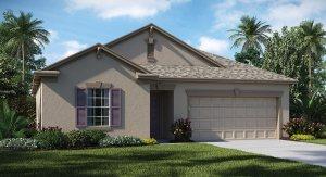 New Homes Ayersworth Glen Riverview Florida 33598