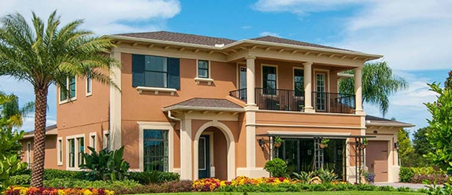 CalAtlantic Homes (Standard Pacific Homes) Cordoba Estates Lutz Florida
