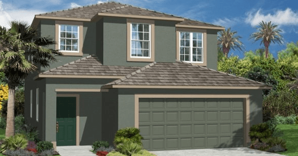 New Built Homes for Sale in Wimauma Florida