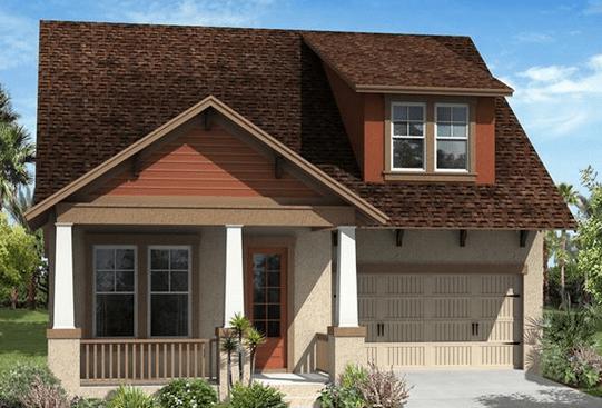 CalAtlantic Homes (Ryland Homes) Fishhawk Ranch Lithia Florida