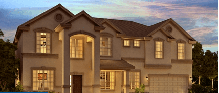 Mariposa by Meritage Homes Riverview Florida  $274,990 – $433,990