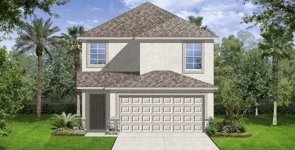 Wimauma Florida New Built Homes