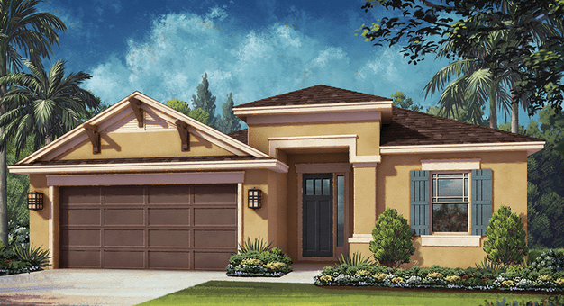 Taylor Morrison Homes Arbor Woods Wesley Chapel Florida