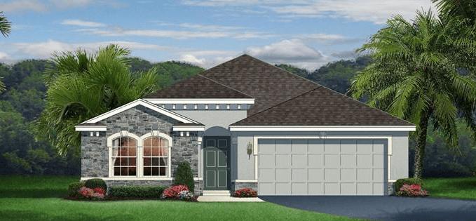 Ayersworth Glen Ryan Homes The Seagate 4+ Bedrooms • 2+ Bathrooms • 2,034+ Square Feet Wimauma Florida