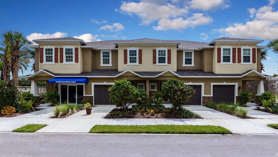 Taylor Morrison Homes Tuscanny Woods Oldsmar Florida