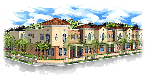 WAVERLY COURT YARD VILLAS TOWNHOMES