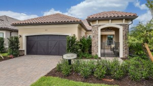Bayside Sarasota Florida New Homes