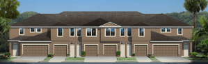 BROADWAY CENTRE TOWNHOMES BRANDON FLORIDA - NEW CONSTRUCTION