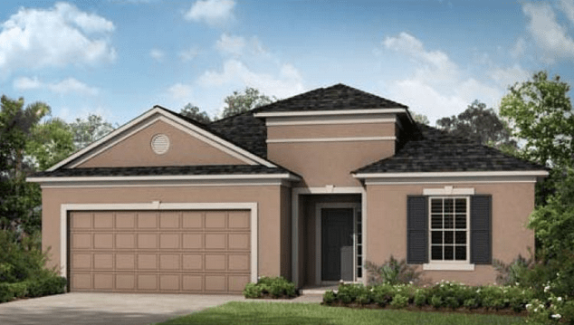 WELLINGTON NORTH AT BAY PARK RUSKIN FLORIDA - NEW CONSTRUCTION