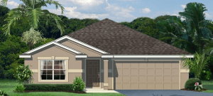 CARRIAGE POINTE GIBSONTON FLORIDA - NEW CONSTRUCTION