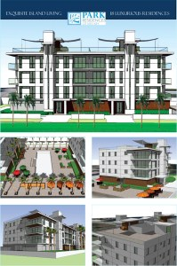 PARK RESIDENCES OF LIDO KEY 129 TAFT DR,  SARASOTA, FL 34236 – NEW CONDOMINIUMS