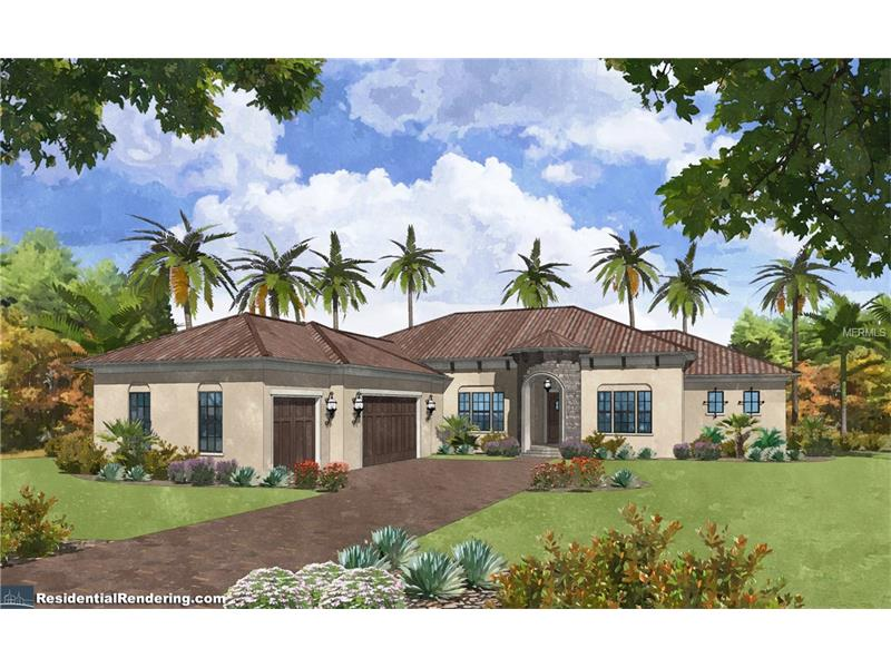 RIVER WILDNESS PARRISH FLORIDA - NEW CONSTRUCTION