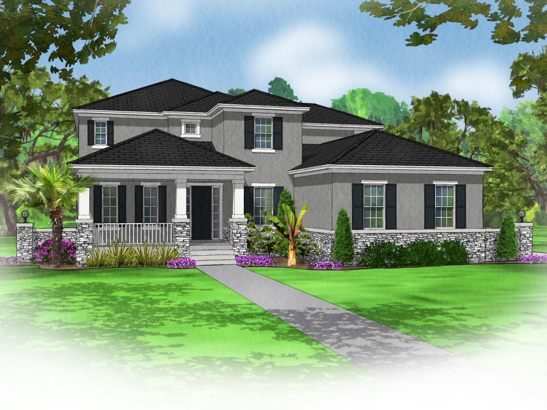THE ENCLAVE AT OAK GROVE BRANDON FLORIDA - NEW CONSTRUCTION