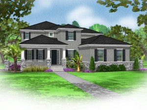 THE ENCLAVE AT OAK GROVE BRANDON FLORIDA - NEW CONSTRUCTION