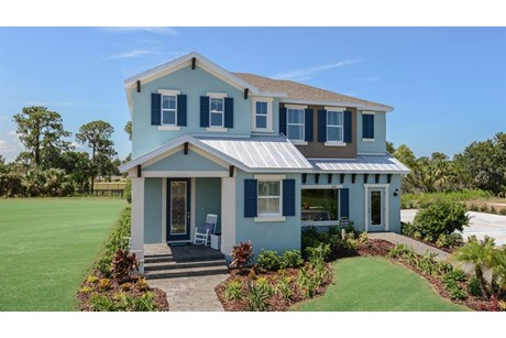 Admiral Pointe Mira Bay in Apollo Beach Florida New Construction $196,990 - $277,990