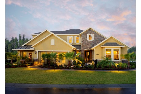 New Tampa Florida New Homes Communities