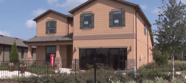 Centex/Pulte Homes Bayridge Ruskin Florida