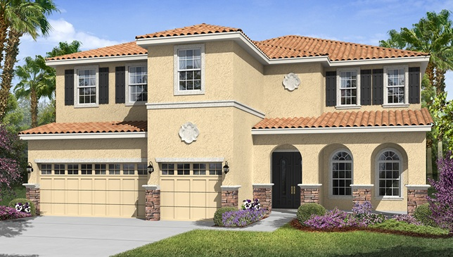 D.R. Horton Homes South Tampa Living South Tampa Florida