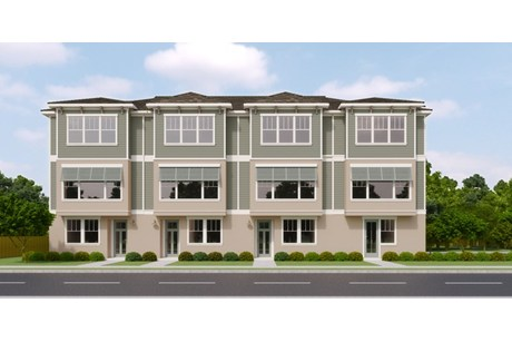 Lincoln Townes in South Tampa Florida New Construction From $473,833 - $498,341