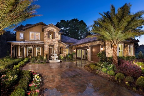 PRESERVE AT FISHHAWK RANCH LITHIA FLORIDA - NEW CONSTRUCTION