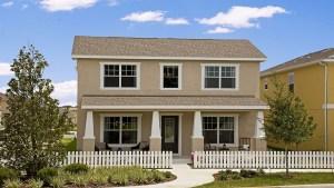 Winthrop Village Taylor Morrison Homes Riverview Florida