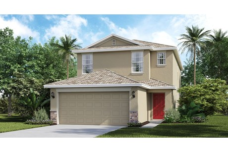 Vista Palms in Wimauma Florida From $159,490 - $205,490