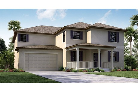Rodgers Middle School & New Homes Riverview Florida