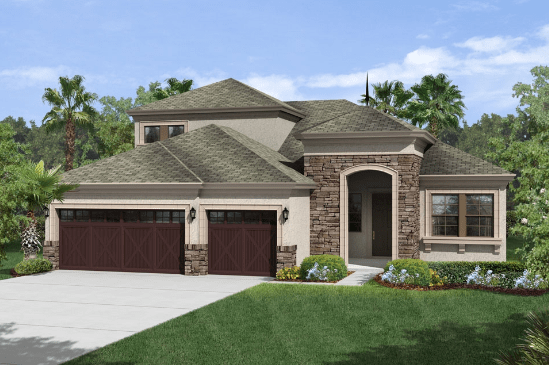 Meadow Point Wesley Chapel Florida New Homes