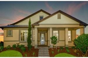 Barrington Middle School & New Homes Lithia Florida 33547