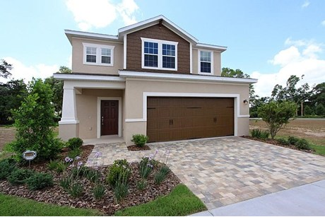 Newsome High School & New Homes Lithia Florida 33547