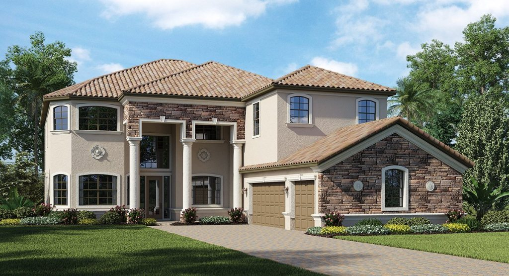 New Subdivisions of New Home Communities In Lakewwod Ranch Florida
