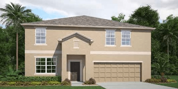 The Pointe at Summerfield Crossing Riverview Fl New Homes