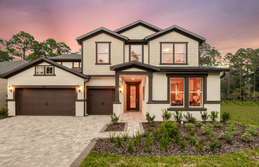 You looking for a Newly Constructed Home Riverview Florida