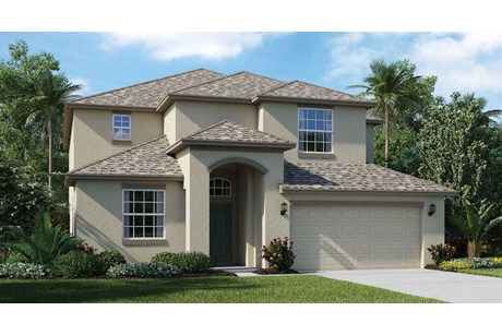 New Homes In Sunny Riverview Florida