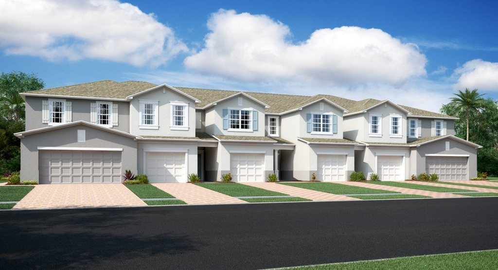 Riverview Lakes Townhomes New Home Community