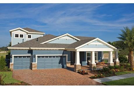 New Homes WaterSet Apollo Beach Florida 33572