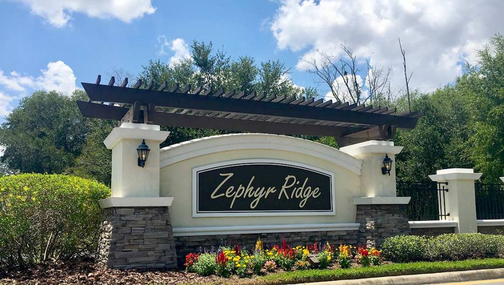Zephyr Ridge Zephryhills Florida Real Estate | Zephryhills Florida Realtor | New Homes Communities