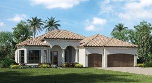 Kim Christ Kanatzar Selling New Homes At  Lakewood Ranch