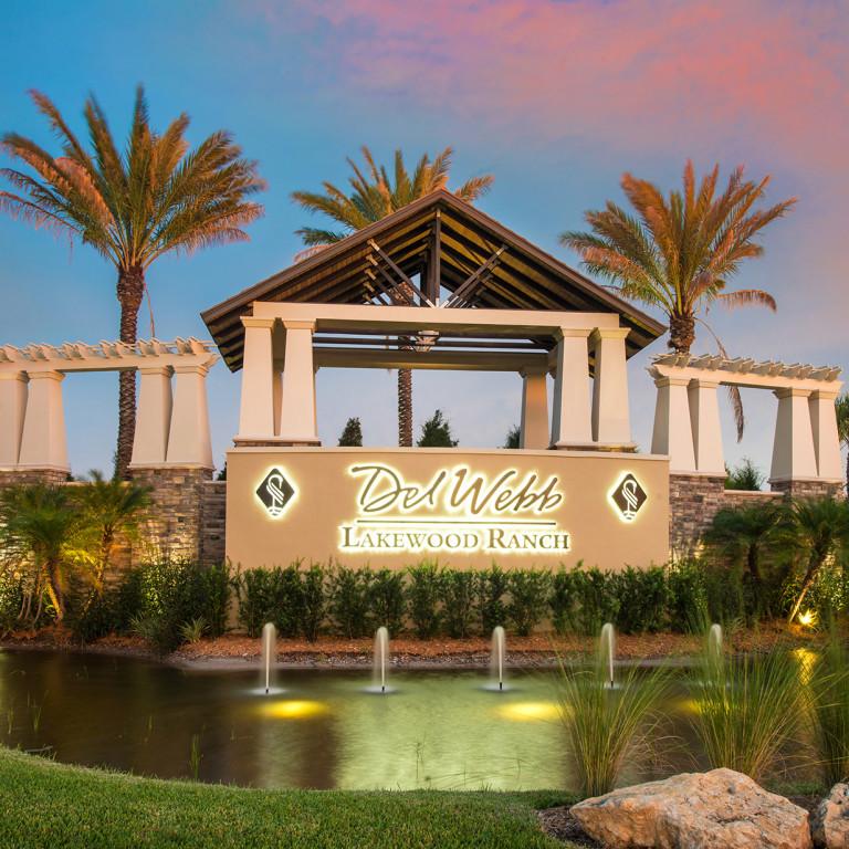 Del Webb Lakewood Ranch Homes - Lakewood Ranch, FL