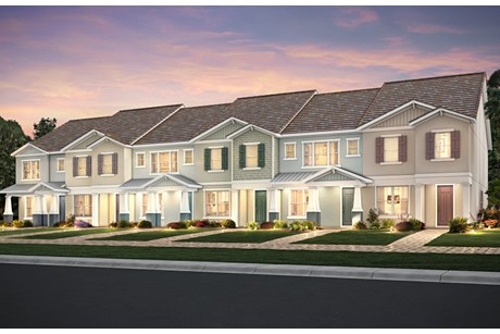 Lakewood Ranch New Townhomes