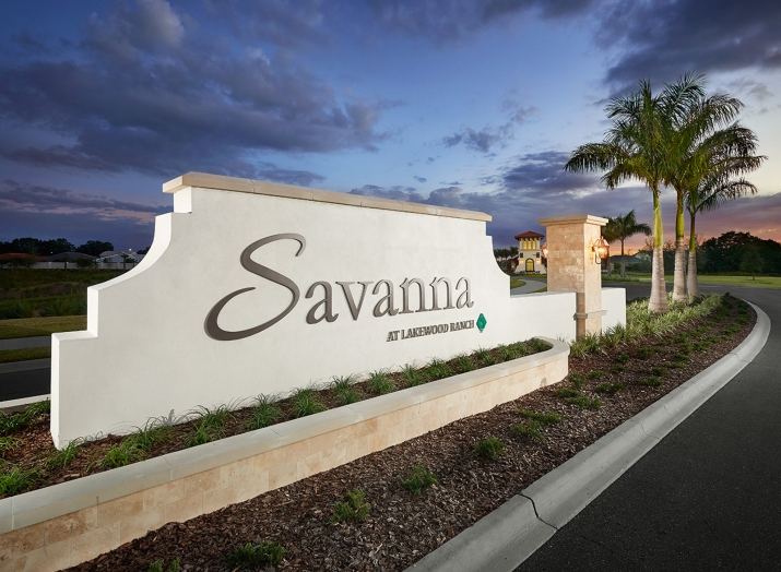 Kim Christ Kanatzar Selling New Homes At Savanna At Lakewood Ranch