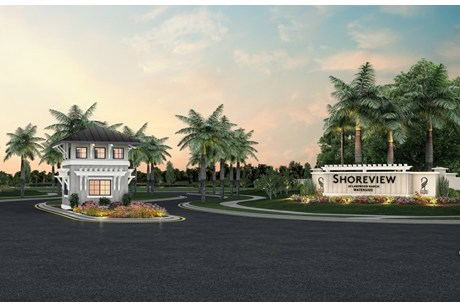 Kim Christ Kanatzar Selling New Homes At Shoreview at Lakewood Ranch Waterside