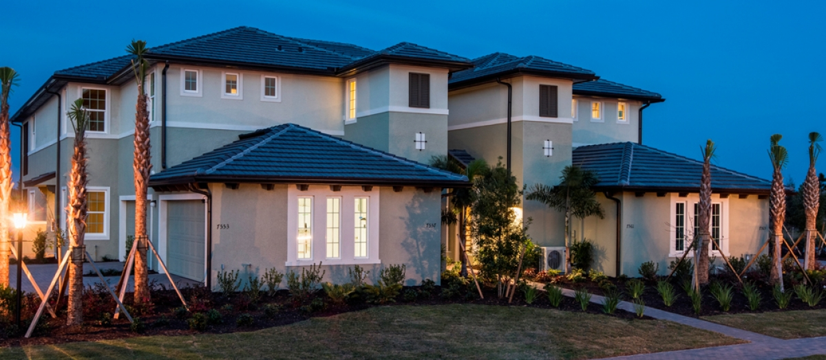 CLUBSIDE AT COUNTRY CLUB EAST NEW CARRIAGE HOMES
