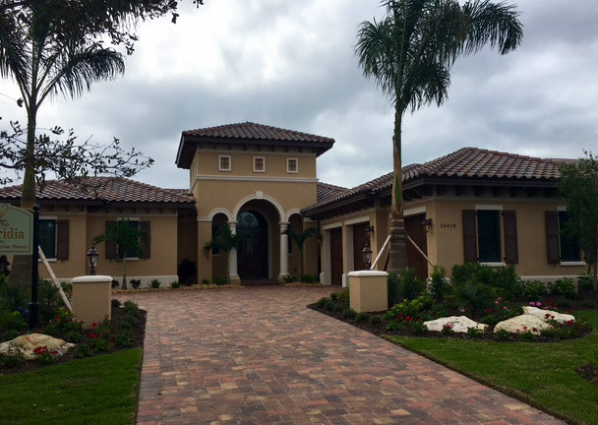 The Floridia at The Vineyards in The Lake Club, Lakewood Ranch by Todd Johnston Homes #71