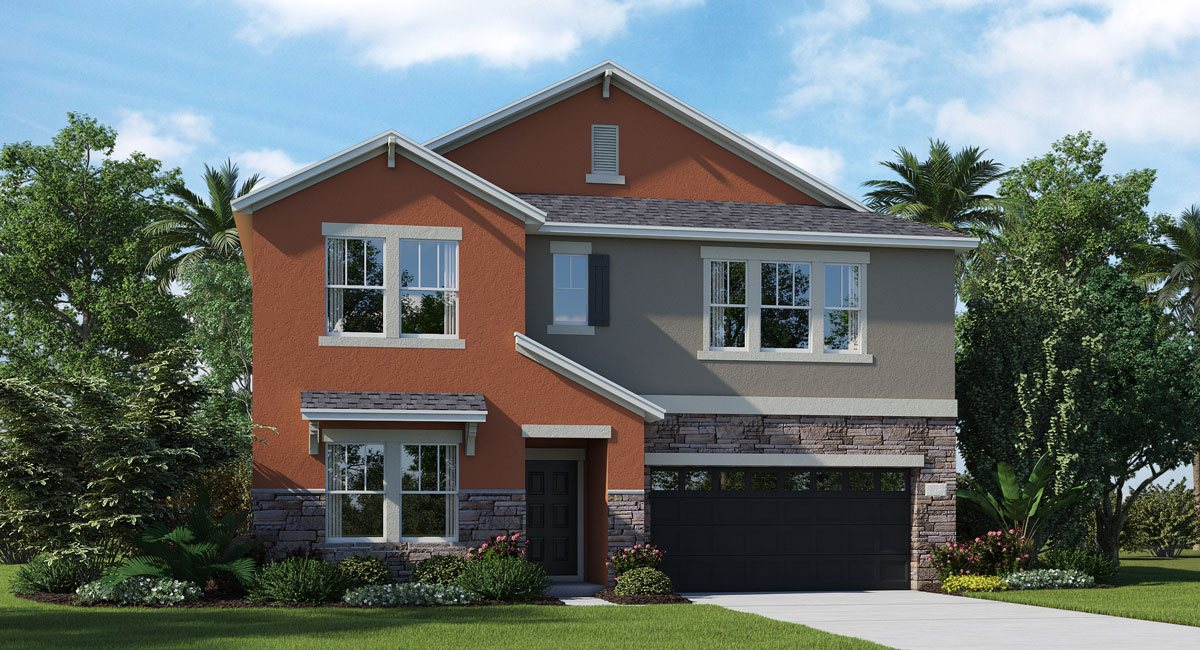 The Harwich Model Lennar Homes Riverview Florida Real Estate | Ruskin Florida Realtor | New Homes for Sale | Tampa Florida